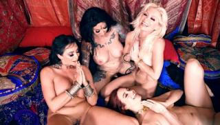 Tantric Milf Orgy