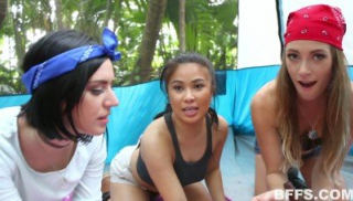 Students Arrange An Orgy Instead Of Camping