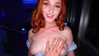Lacy Lennon, Squirts And Creampie In 4K