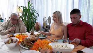 A Family Thanksgiving Dinner Goes Awry