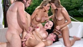 Excellent Dp Orgy