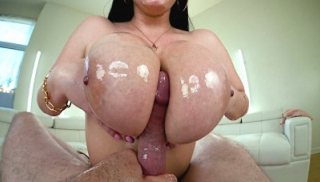 Exceptional Blowjob And Tits Fucking With Angela White