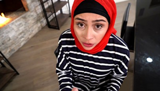 Hanging Out With My Hijab Stepmom