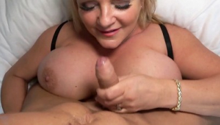 I Love A Candle Dinner And A Busty Milf