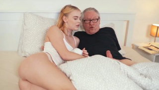 I Feel Safer Wrapped Around Your Cock After A Bad Dream
