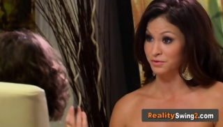 First time horny swingers get with other couples in an orgy. New episodes of RealitySwing2.com now!